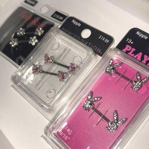 Jewelry - Nipple Ring Jewelry